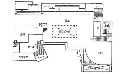 4F平面図